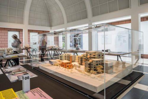 Die Siedlung Heizenholz im Museum