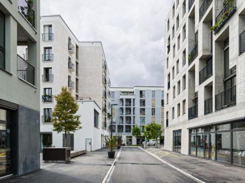 Gute Bauten Stadt Zürich: Hunziker Areal ausgezeichnet