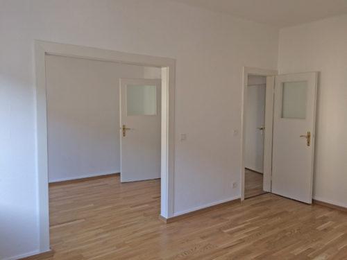 Mehrfamilienhaus in Köln bezugsfertig