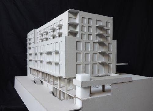 Vorstellung Vorprojekt Güterstrasse 8
