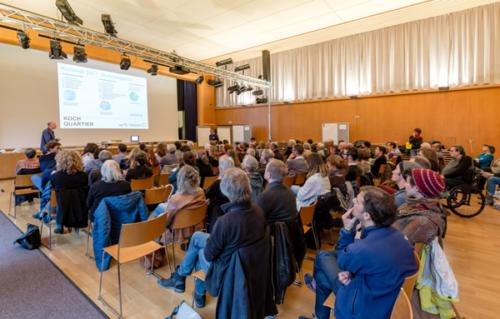 Koch-Quartier: Projektwettbewerb lanciert